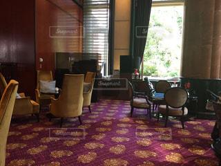恵比寿ウェスティンホテルのラウンジの写真・画像素材[1284973]