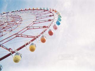 観覧車の写真・画像素材[2003924]
