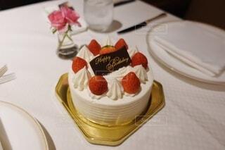 誕生日ケーキの写真・画像素材[4120399]