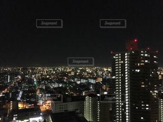 夜の街の写真・画像素材[1279204]