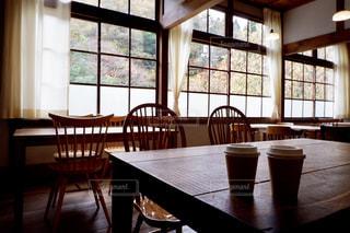津和野の医食の学び舎でコーヒーの写真・画像素材[1624976]
