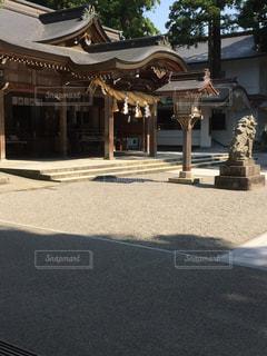 神社の写真・画像素材[1274464]
