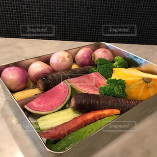 夏野菜たちの写真・画像素材[1273852]