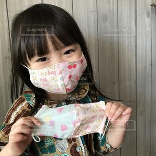 マスクをしよう!の写真・画像素材[3147155]