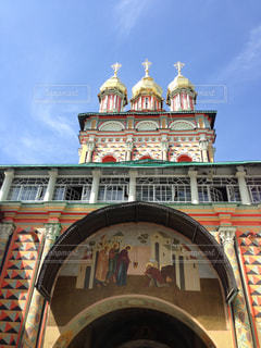 ロシアにての写真・画像素材[1275948]