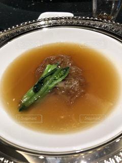 フカヒレのスープの写真・画像素材[1291115]