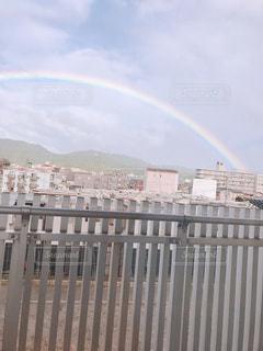 虹の写真・画像素材[1697179]