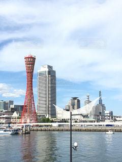 神戸港の風景の写真・画像素材[1276481]