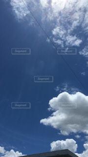 空の雲の写真・画像素材[1281947]