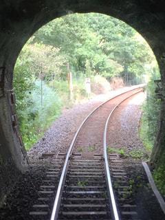 トンネルを抜ければの写真・画像素材[1277770]