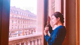 パリのオペラ座にて。の写真・画像素材[1277649]