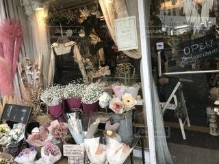韓国のおしゃれなお花屋さんの写真・画像素材[1280246]