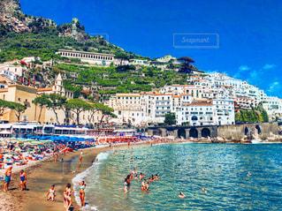 イタリアのアマルフィの写真・画像素材[1278206]