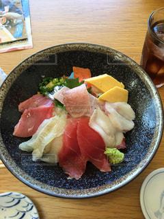 海鮮丼の写真・画像素材[1279716]