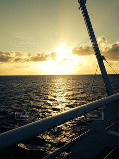 船の上の静けさの写真・画像素材[1280078]