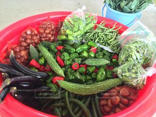 夏野菜バイキングの写真・画像素材[2289855]