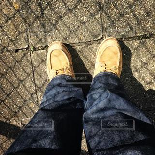 ブーツの季節の写真・画像素材[1284057]