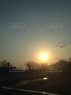 朝陽の写真・画像素材[1281049]