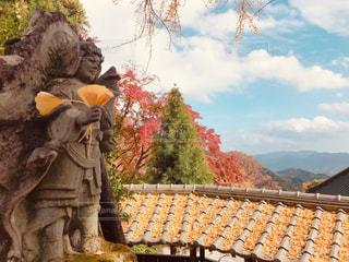 大窪寺にての写真・画像素材[1633721]