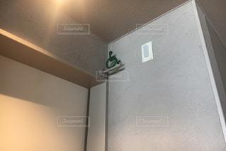 障害者用トイレの標識の写真・画像素材[1287183]