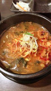 スープのボウルの写真・画像素材[1284157]