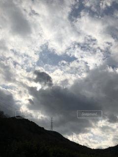 曇る日もあるさの写真・画像素材[1283533]