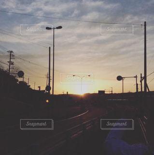 朝日の写真・画像素材[1287173]