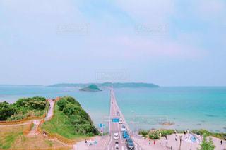 角島大橋の写真・画像素材[1285770]