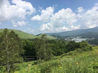 新緑と景色の写真・画像素材[1285144]