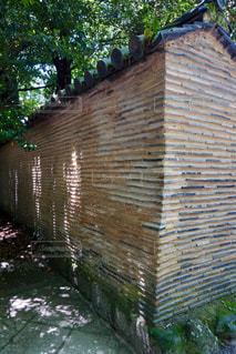 信長塀の写真・画像素材[1289304]