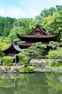 1315年建立の虎渓山永保寺  観音堂の写真・画像素材[2145727]