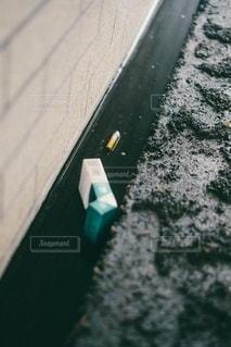 タバコの吸殻の写真・画像素材[3333365]