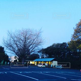 柿田川公園駐車場内 カフェの写真・画像素材[1949682]