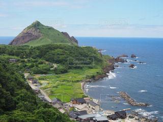 島の写真・画像素材[1386910]
