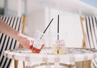 summer drink!の写真・画像素材[1288597]