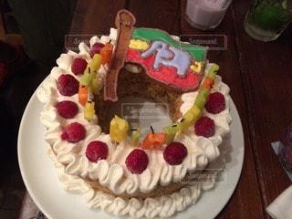ケーキの写真・画像素材[44062]
