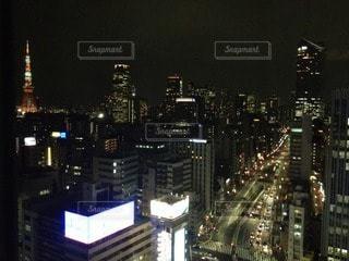 東京タワーの写真・画像素材[44434]