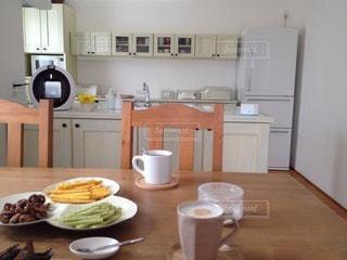 キッチンの写真・画像素材[44535]