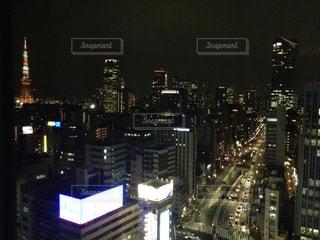 東京タワーの写真・画像素材[289673]