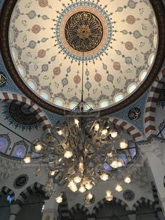 日本のモスク〜東京ジャーミイの写真・画像素材[1378359]