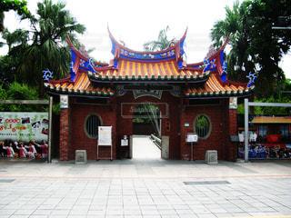 台北孔子廟の写真・画像素材[1311349]