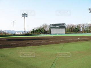 野球場の写真・画像素材[1631103]