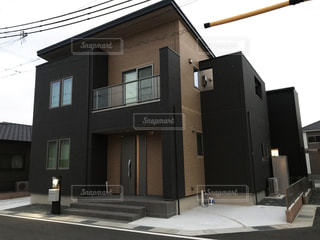 新築一戸建て住宅の写真・画像素材[1631378]