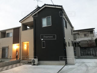 新築一戸建て住宅の写真・画像素材[1631379]