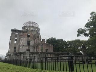 原爆ドームの写真・画像素材[1631383]