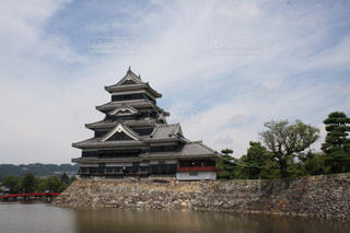松本城天守閣の写真・画像素材[1639994]