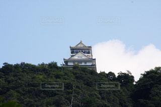 岐阜城の写真・画像素材[1640000]