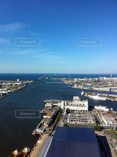 新潟港の写真・画像素材[1845058]