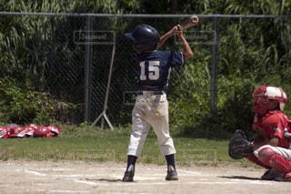 少年野球の写真・画像素材[1855644]