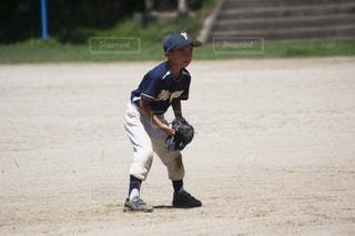 少年野球の写真・画像素材[1855650]